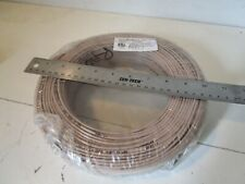 Keystone 22/4 SOL BC Quad Station Wire, 500 ft, Brown