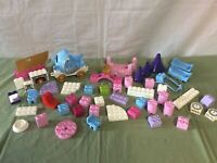 Loose Parts From Lego Duplo 6138 Cinderella's Carriage Set + Extra Not Complete
