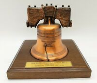 Bicentennial Liberty Bell Commemorative Bell 1776-1976 Special Limited Edition