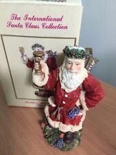 The International Santa Claus Collection Father Christmas England 1992 SC02