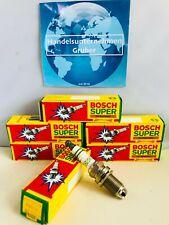 Bosch - Zündkerze - F6DTC - Super Spark - Plug Bougie - mit Kupferkern - 6 Stück