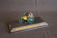 IXO Benz Patent Motorwagen 1886 1:43 Green (JS)