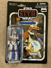 2010 Star Wars Clone Commander Cody Revenge of the Sith VC19 Vintage Collection