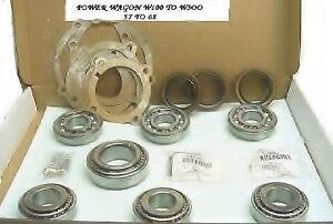New Process NP201 Transfer case master bearing set  Dodge power wagon 1957-68