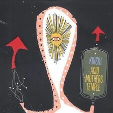 Kinski/Acid Mothers Temple [Split CD] by Kinski (CD, Oct-2003, Sub Pop (USA NEW