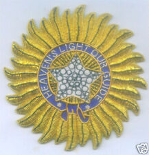 UK British Royal Order India Colony Empire Viceroy Uniform Parade Star Badge Raj