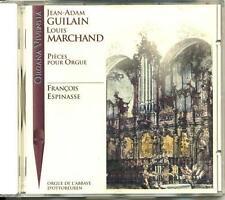 ██ ORGEL ║ JEAN-ADAM GUILAIN (17./18. Jh.) ║ LOUIS MARCHAND (*1669) ║ Orgelwerke