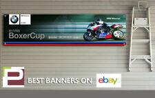 BMW R1100s Boxer Taza Motorrad Banner para taller, garaje, etc. Cueva de hombre