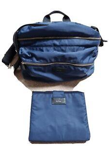 PAUL SMITH Baby Change Bag/Rucksack & Mat