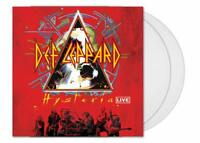 Def Leppard - Hysteria Live (Ltd.Clear 2lp) [Vinyl LP] 2LP NEU OVP