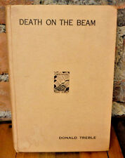 Death on the Beam Donald Treble 40s BOOK Currawong First Novel Sydney Australia
