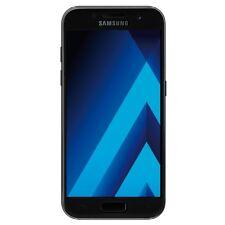 Samsung Galaxy A5 2017 3d Panzer Schutz Glas Folie Schutzfolie Case schwarz