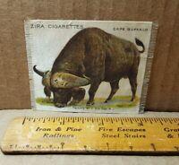 Vintage Zira Cigarettes Tobacco Silk - Cape Buffalo