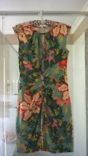 Country Road Patterned Dress Size 4 (Suit 8) Excellent Condition
