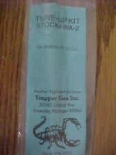 Gun Parts Trapper Gun Inc. Tune-Up Kit for Walther Walther PP-22 Stock #WA-2