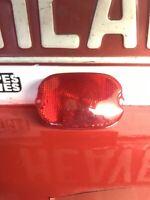 HARLEY DAVIDSON PANHEAD SHOVELHEAD SPORTSTER SERVI-CAR TAILIGHT LENS