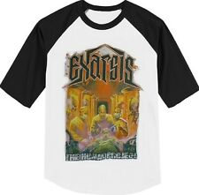 EXARSIS - The Human Project - Baseball Shirt - Größe Size L - Neu