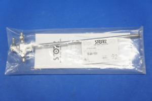 Karl Storz 27026AAK 25Fr Cysto-Urethroscope Sheath With 27026AO Obturator