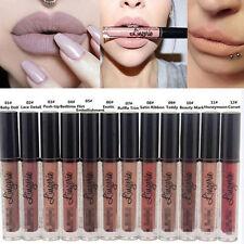 12 Farbe Matte Wasserdicht Lippenstift Flüssigkeit Bleistift Lasting Lip Gloss
