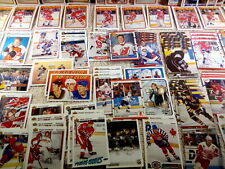 Hockey Card Lot 140 Valuable Player Early 90's 20 Wayne Gretzky Brodeur Red Army