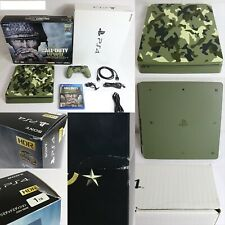 PlayStation 4 Console Call of Duty World War II 2 Limited Edition JAPAN PS4 SONY