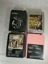 Alice Cooper eight 8 Track Tape Lot of 4