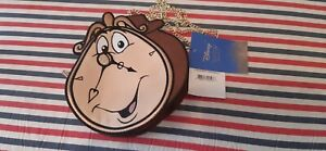 Rare Danielle Nicole Disney Beauty And The Beast Cogsworth Crossbody Bag BNWT