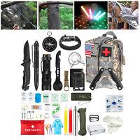 Kit de herramientas de supervivencia de emergencia al aire libre Senderismo