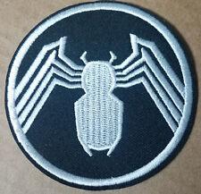 Spider-man Venom Costume Patch 3 inches wide