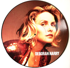 "DEBORAH HARRY - I WANT THAT MAN (12"") (PICTURE DISC) (VG-/NM)"