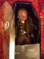 Living Dead Dolls Kreek, opened in great condition