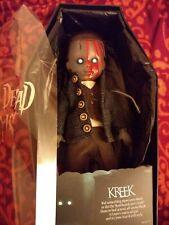 Living Dead Dolls Kreek, opened in great condition