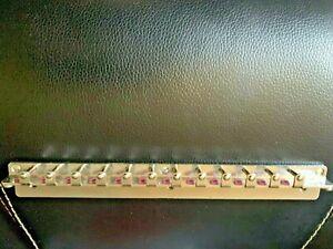 Middle Thread Guide for 12 Needle Tajima Embroidery Machine. Genuine