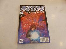 MUTIES Comic - Vol 1 - No 2 - DATE 05/2002 - Marvel Comic's