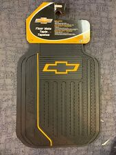 Chevy Elite 2 Piece Rubber Mats For Trucks Vans Brand New