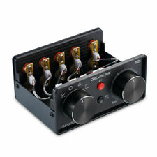 Little Bear Quad Audio Switcher RCA 4 In 1 Out, 1 In 4 Out Converter MC6 ALPS