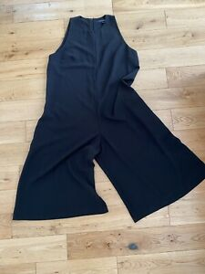 French Connection Culotte Jumpsuit Size 14