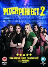 PITCH PERFECT 2      BRAND NEW SEALED GENUINE UK  DVD