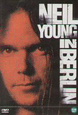 NEIL YOUNG / Live in Berlin (2001) DVD *NEW