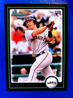 2010 Bowman Draft Prospects BUSTER POSEY RC #BDP61 Giants Rookie