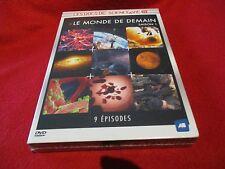 """COFFRET 3 DVD NEUF """"LE MONDE DE DEMAIN - SAISON 1"""" les docs de Science & et Vie"""