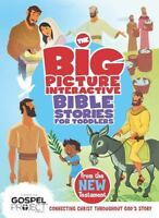 The Big Picture Interactive Bible Stories for Toddlers New Testament: Connect...
