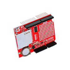 Data Logging Shield with SD Card and Real Time Clock for Arduino