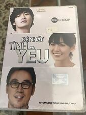 DE NHAT TINH YEU - PHIM BO HAN QUOC - RETAIL BOX SEALED VINA