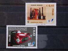 ITALIE '2003 ** MNH 2664/2665 YT 3,50 EUR EUROPALIA,ART,AUTOMOBILE,PININ FARINA