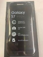 Samsung Galaxy S7 Edge SM-G935 - 32GB - Black Onyx (AT&T) Unlocked Smartphone