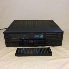 Kenwood KR-V127R AV Stereo Tuner Receiver Working