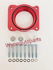 RED Throttle Body Spacer Fit 04-10 Ford F-150 5.4L V8 & Lincoln LT 05-14 V8 5.4L