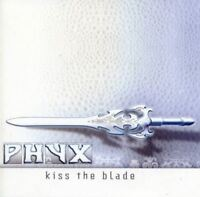 PHYX kiss the blade (CD, album, 2006) psy-trance, goa trance, timecode records