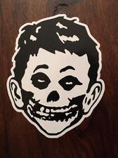 Misfits / Mad Magazine Sticker